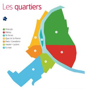 Les Differents Quartiers Site Officiel De La Ville De Joinville